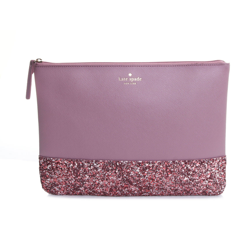 Kate Spade Gia Greta Court Clutch Cosmetic Bag HANDBAG Kate Spade