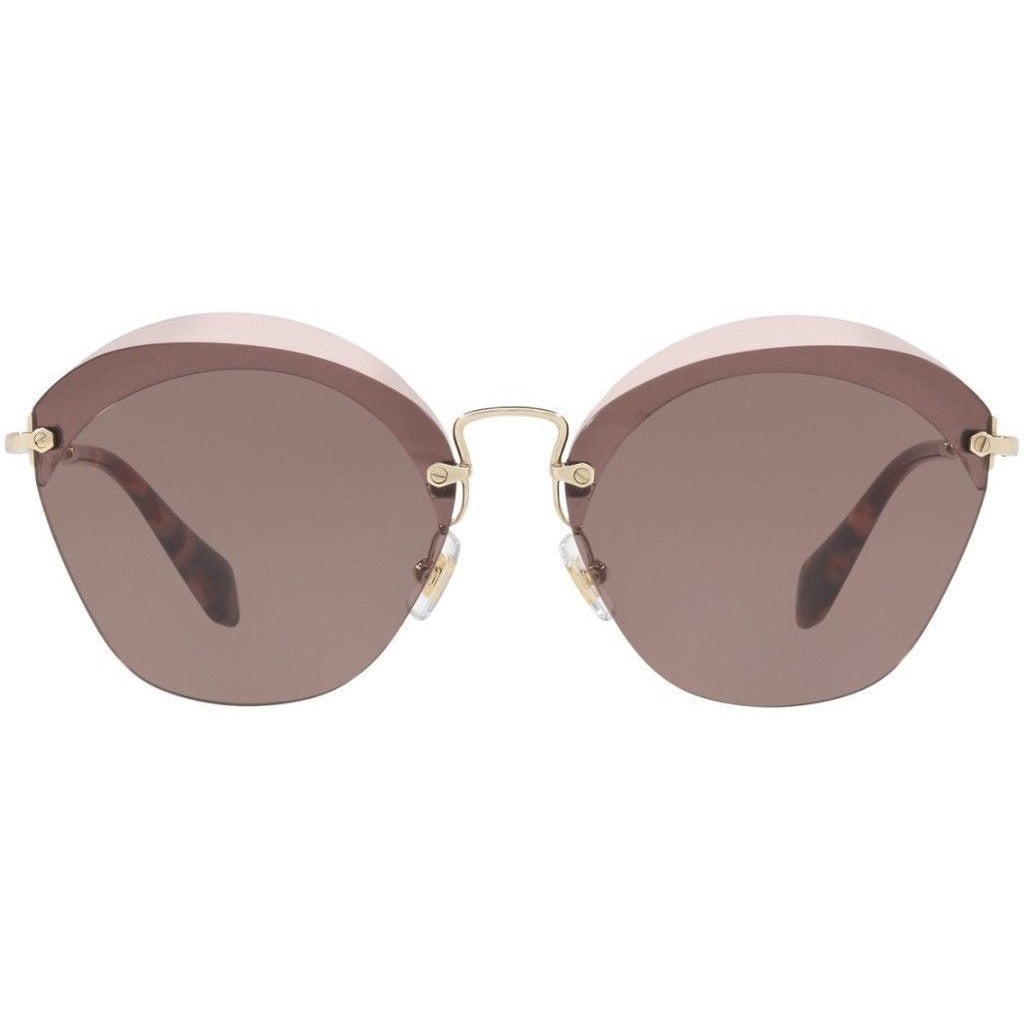 Miu Miu Prada Classic Women's Light Purple Luxury Sunglasses SMU53S