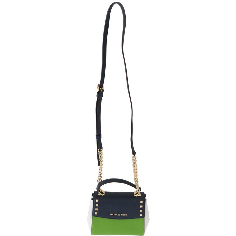 Multicolor KARLA Satchel Crossbody Bag Michael Kors