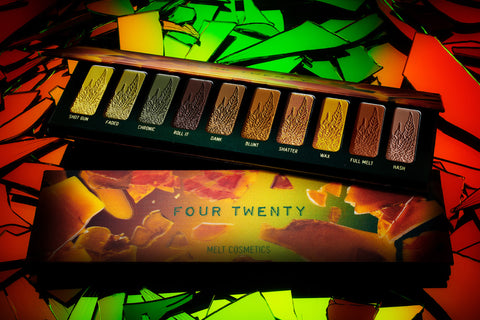 Four Twenty Palette