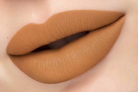 Golden Liquid Lipstick