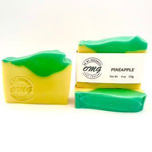 Pineapple Soap