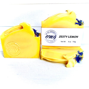 Zesty Lemon Soap