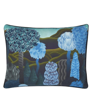Songs D'ete Marais Decorative Pillow