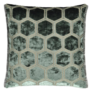 Manipur Jade Decorative Pillow
