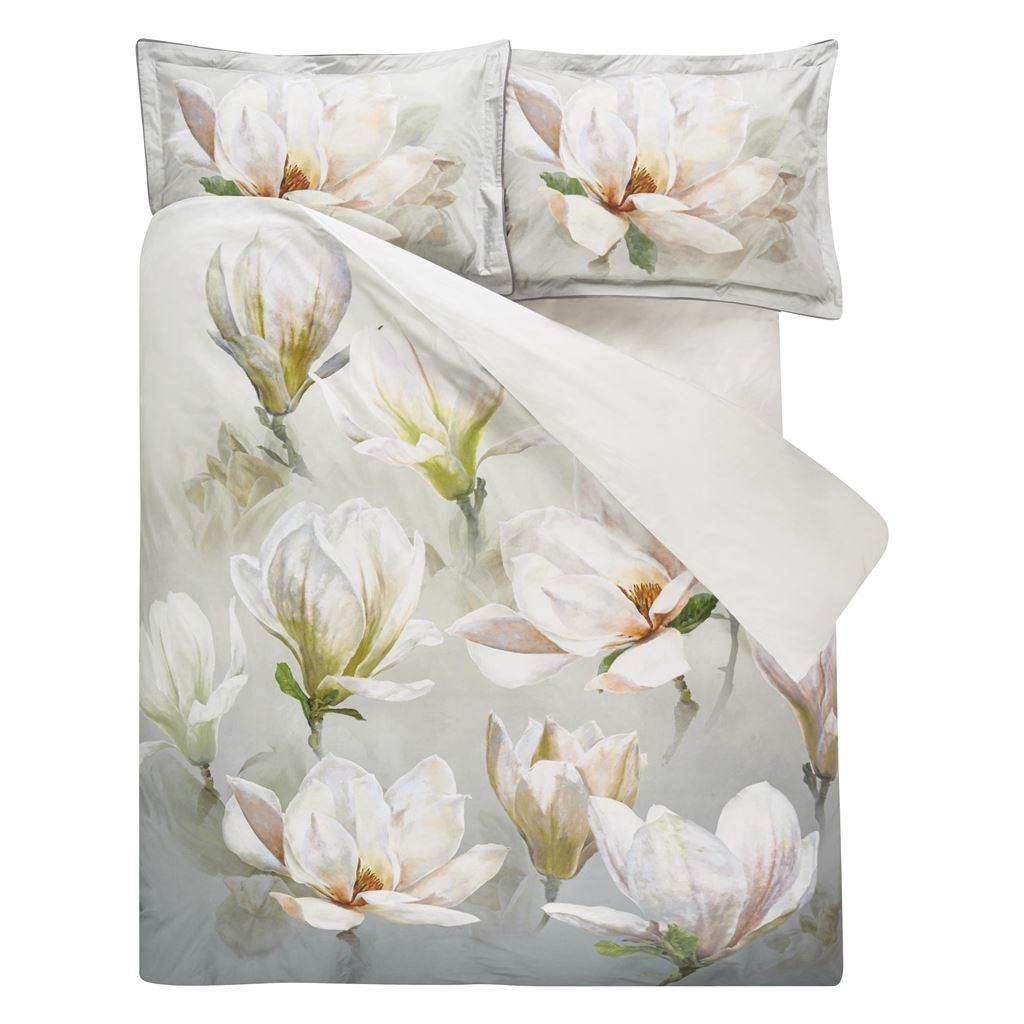 Yulan Birch King Duvet Cover