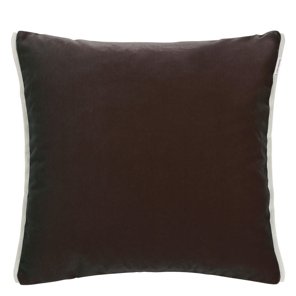 Varese Cocoa & Roebuck Decorative Pillow