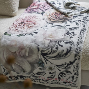 Pahari Lino Tuberose Throw
