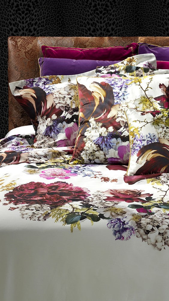 Floris Duvet Cover and Shams Set