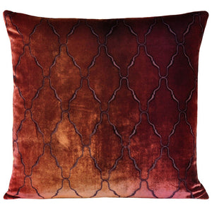 Arches Wildberry Pillow