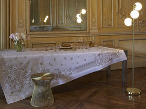 Haute Couture tablecloth