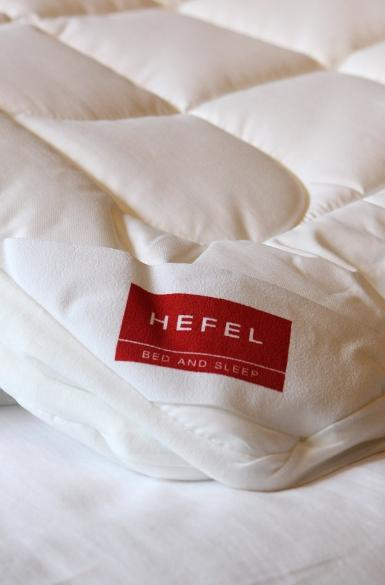 Hefel KlimaControl Mattress Pad