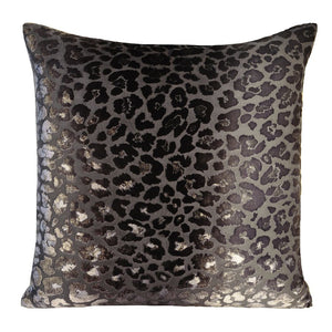 Leopard Smoke Pillow