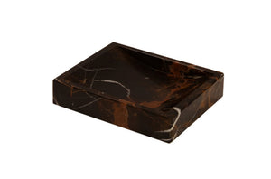 Myrtus Black and Gold soap dish