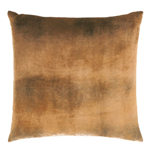 Ombre Copper Ivy Pillow