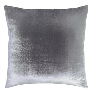 Ombre Silver pillow
