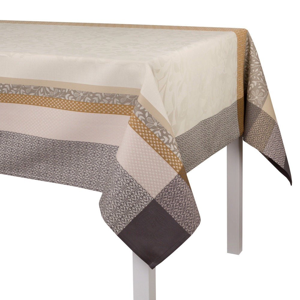 Provence Beige Tablecloth detail