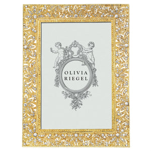 "Gold Windsor 4"" x 6"" Frame"