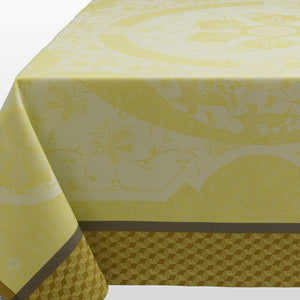 "Duchesse Narcissus 69"" x 126"" Tablecloth"