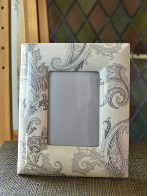 ETRO Paisley Picture Frame