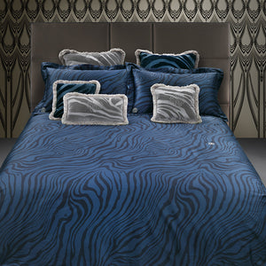 Zebrage Duvet Cover and Shams Set