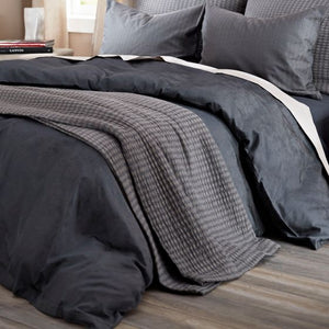 "SDH Koji King Set - Coverlet and 27"" x27"" Shams"