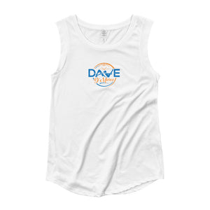 Ladies' tanktop - NY Knicks Inspired Logo - Dave D'Marco Clothing
