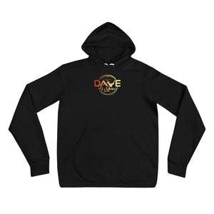 Unisex hoodie-signature logo (front only) - Dave D'Marco Clothing
