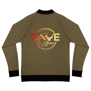 Bomber Jacket - Signature Sunset Logo - Dave D'Marco Clothing