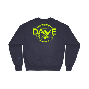 Champion Sweatshirt- Volt - Dave D'Marco Clothing