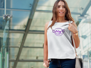 Ladies' Tank Top - Amethyst - Dave D'Marco Clothing