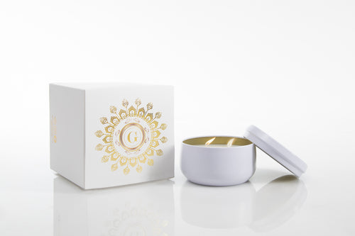 the Travel BODY candle