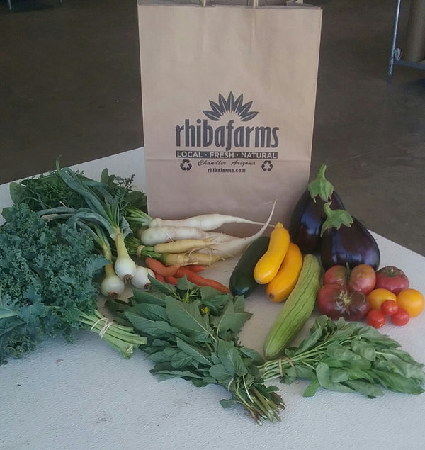 "Rhibafarms FarmBox   ""A la Carte"""