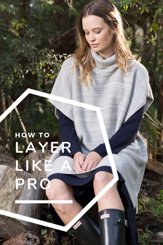 How to layer like a pro
