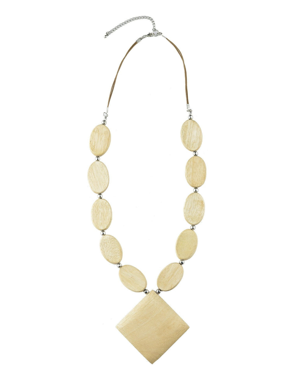Molly Wood Necklace