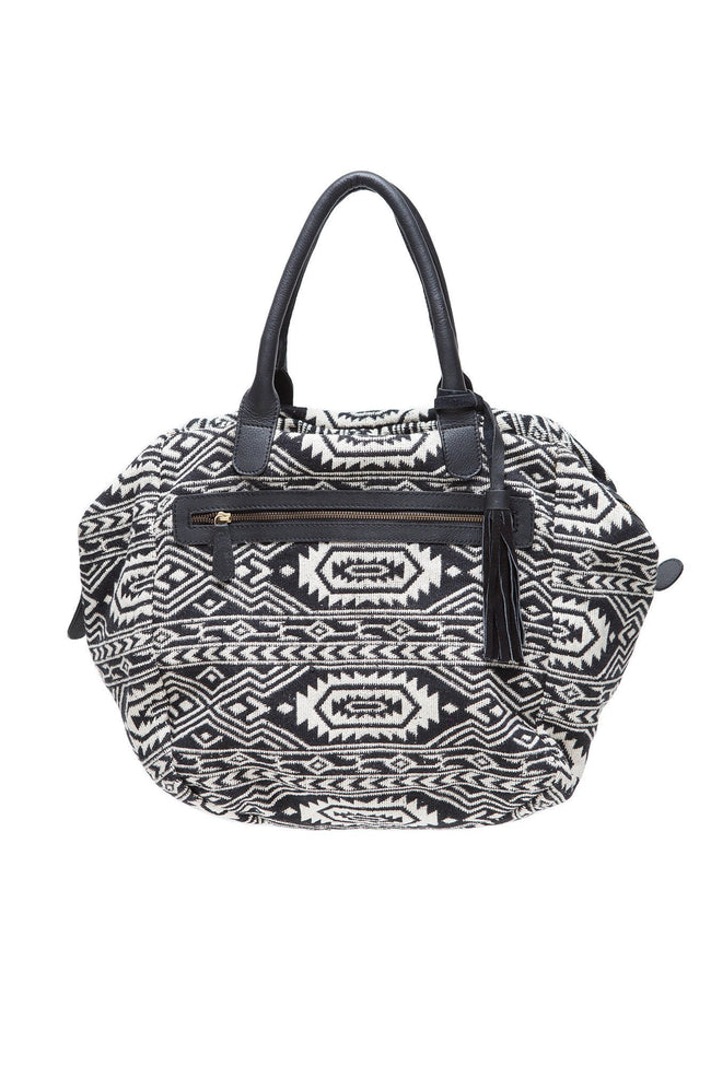 SIGRID - Bag Black/white
