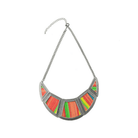 Alva  Zink Necklace