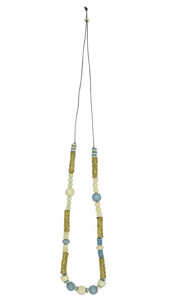 BIRCH - Necklace Light blue multi