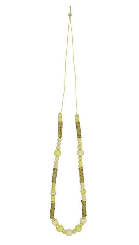 BIRCH - Necklace Yellow multi