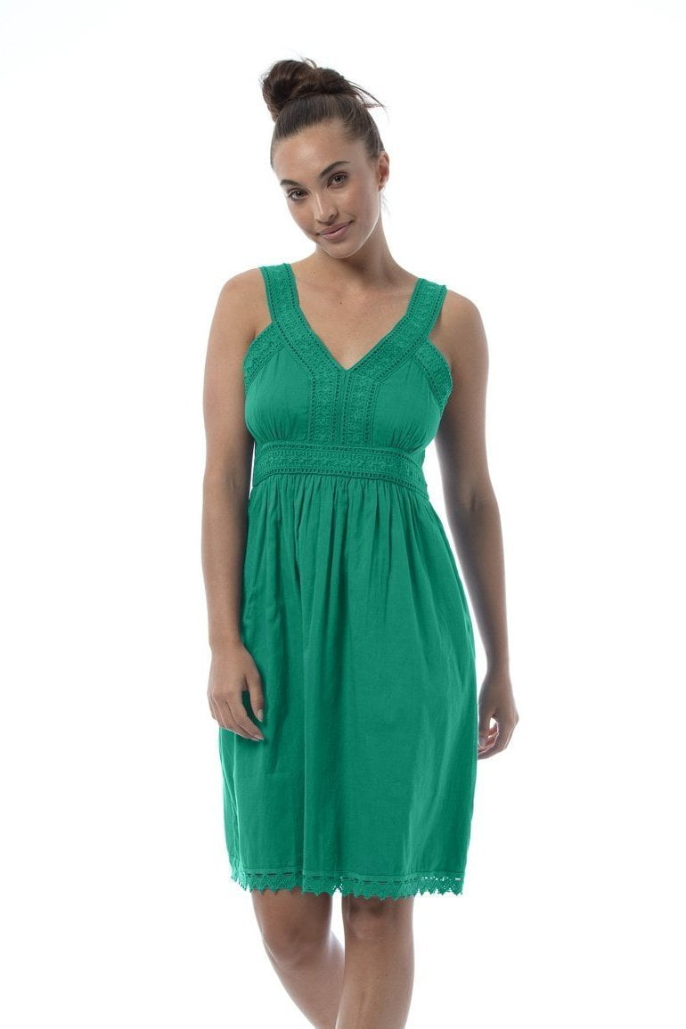 CHLOE Dress - Green