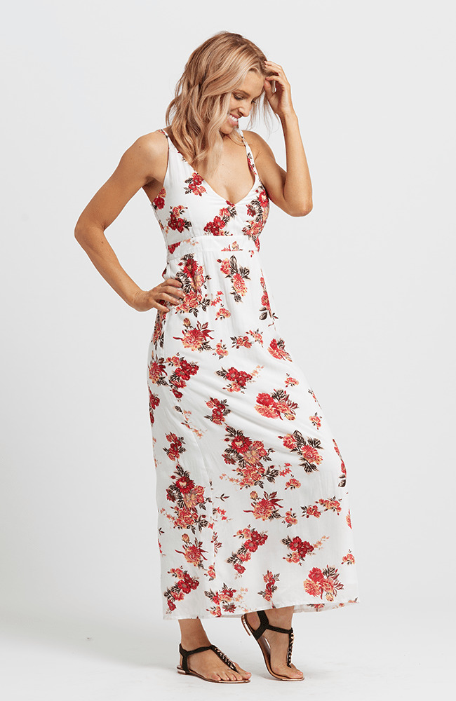COURTNEY Dress - Floral