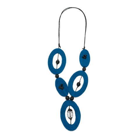 FIFI - Necklace Navy