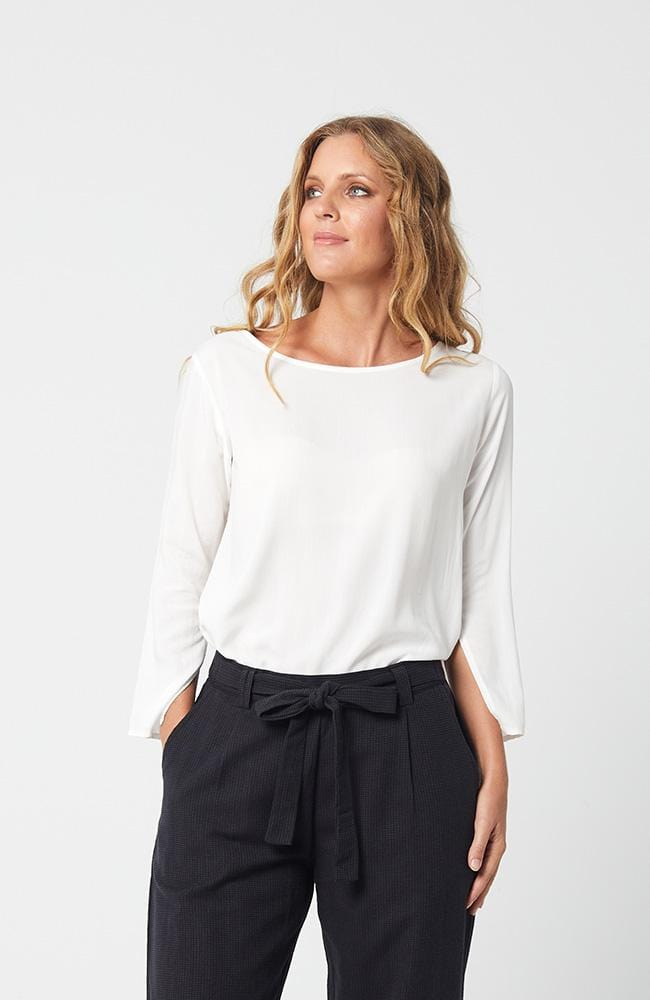 DIANA Top -White