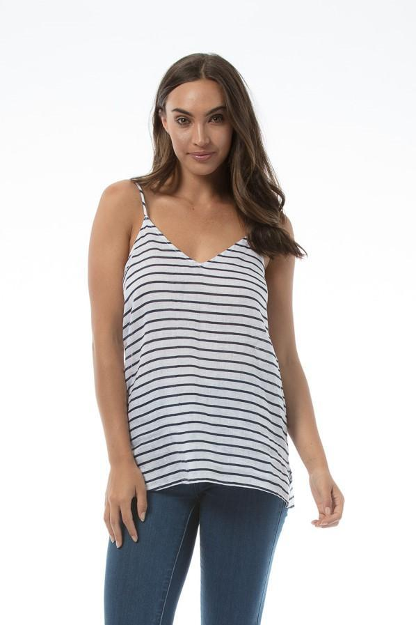 EVI Top - STRIPE