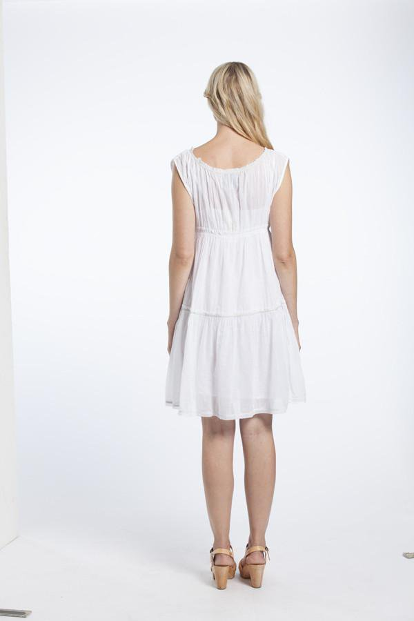 EVIE - Dress White