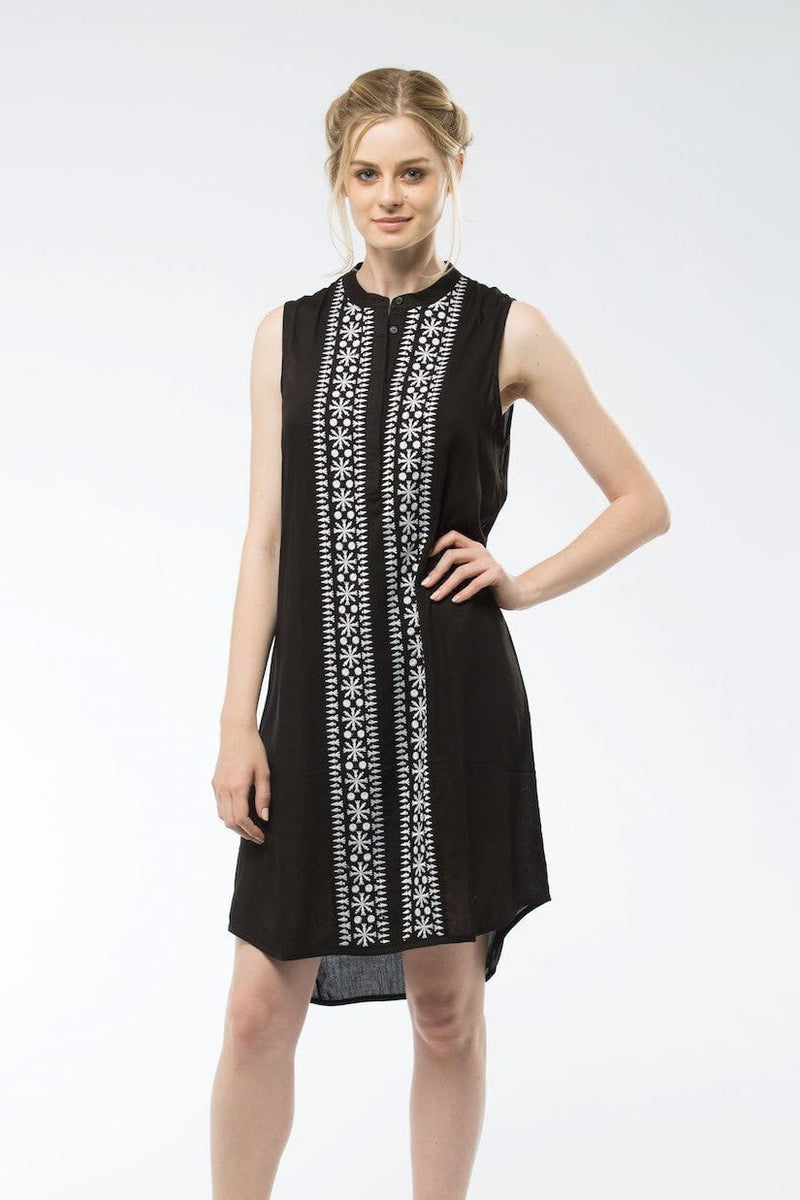 YASMIN - Dress Black