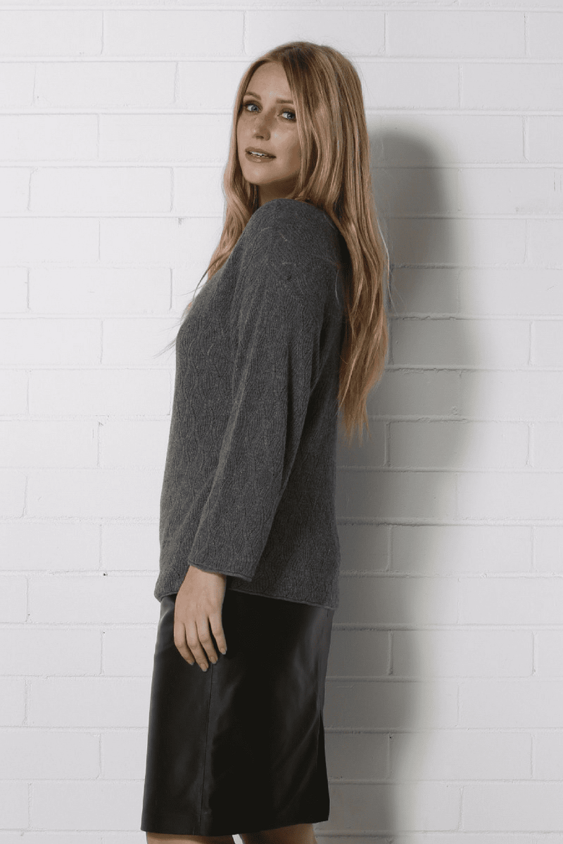 GABBY Jumper - Dark Grey