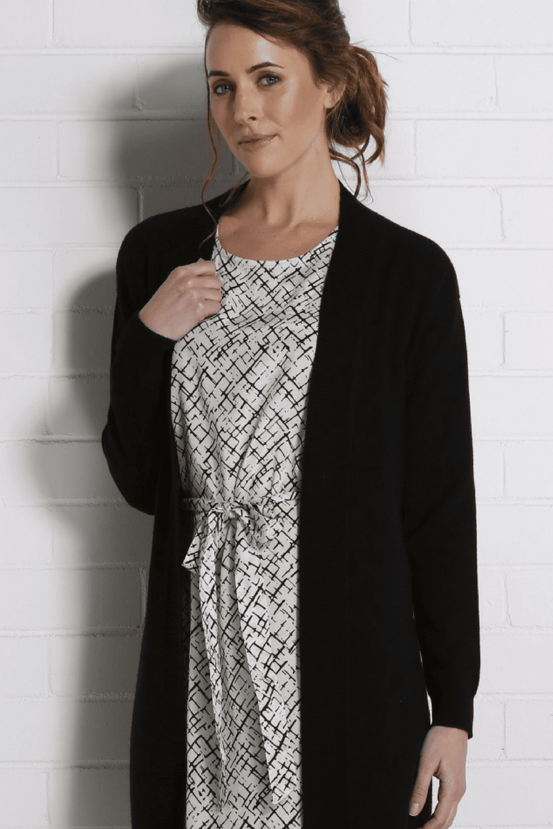 GLORY Cardigan - Black