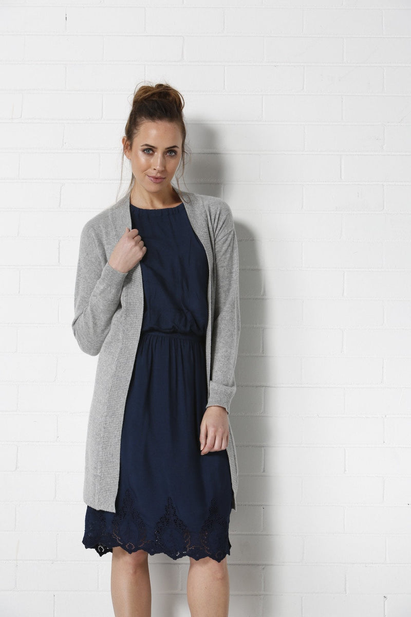 GLORY Cardigan - Grey