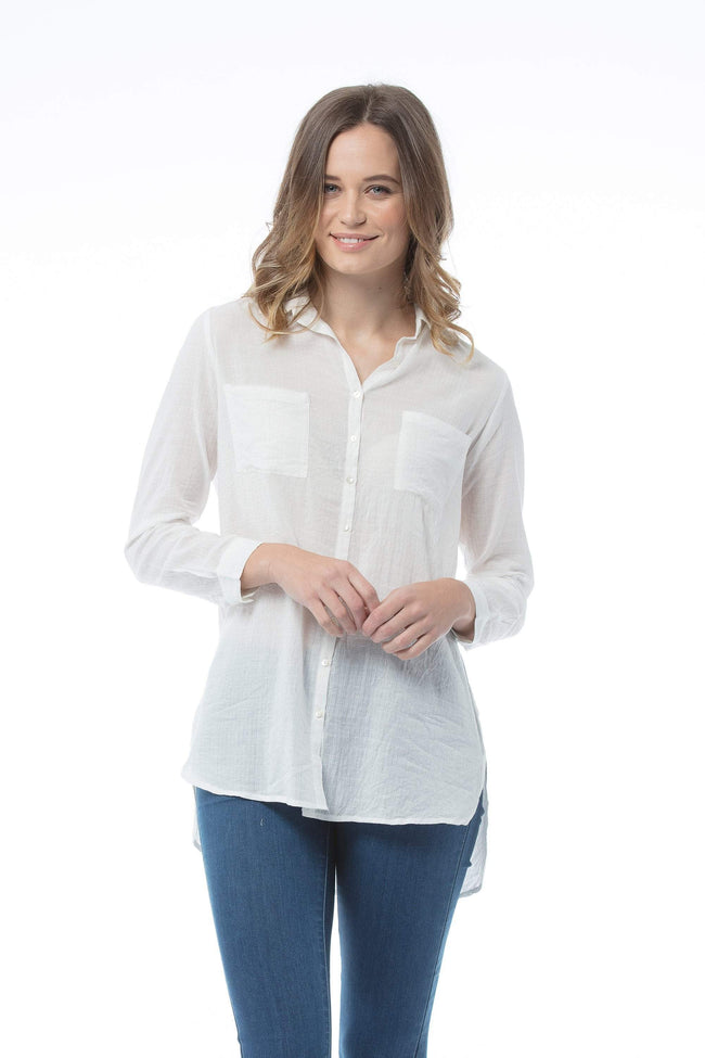 HEDDA Top - White